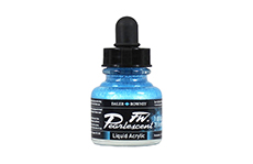 Чернила Daler Rowney FW Pearlescent Sun-Up Blue 29.5 мл