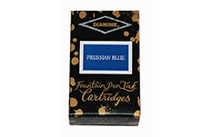 Картриджи Diamine Prussian Blue (18 шт.)