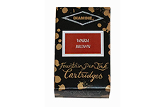 Картриджи Diamine Warm Brown (18 шт.)