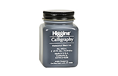 Higgins Calligraphy Black 73.9 мл