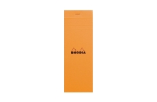 Rhodia №08 Pad Orange (74х210, в клетку)