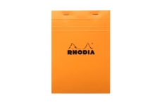 Rhodia №16 Pad Orange (14.8х21 см, в клетку)