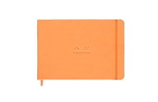 Rhodia Webnotebook Landscape Orange A5 в точку