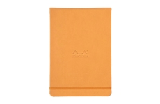 Rhodia Webnotebook Landscape Orange 14х21, в точку