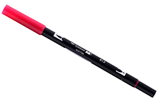 Tombow ABT Dual brush 815 Cherry