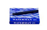 Картридж Waterman International длинный (синий)